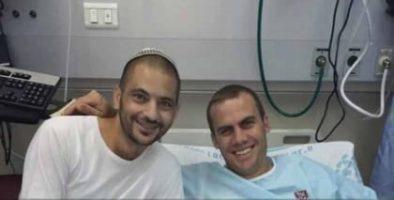 Gabi donates a kidney to Lior