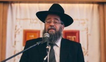 הרב ישעיהו הבר, ראש עמותת מתנת חיים