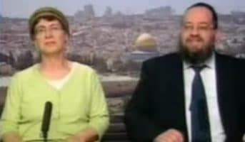 ראיון בערב חדש עם דבורה ברקוביץ והרב הבר
