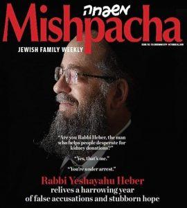 Case against Rav Heber is closed