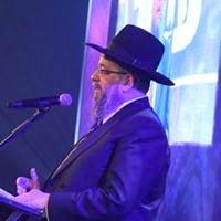 הרב ישעיהו הבר נואם בעירוע העשור