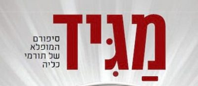"""חוברת פרסום פסח תשע""""ט"""