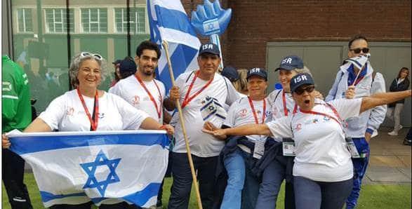 מושתלים ישראלים במשחקים העולמיים למושתלי איברים