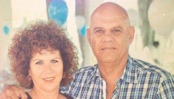 אבי קינן, מועמד להשתלת כליה ואשתו סוזי הכח המניע של מתנת חיים באילת