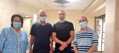 שיא ישראלי בתרומות כליה